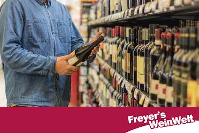 Herzlich Willkommen bei Freyer's Weinwelt